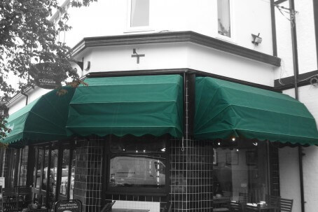 Green Canopies & Green Canopies - Shades Awnings London